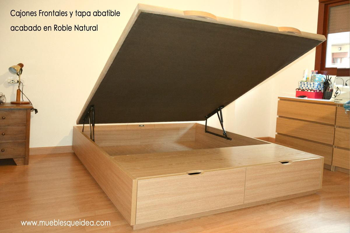 Cama con zapatero muebles qu idea for Modelos de barcitos hecho en madera